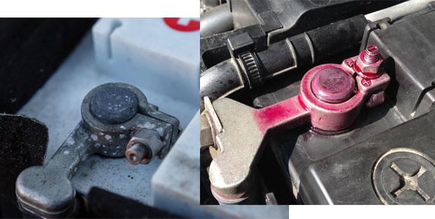 Смазка для электроконтактов в автомобиле