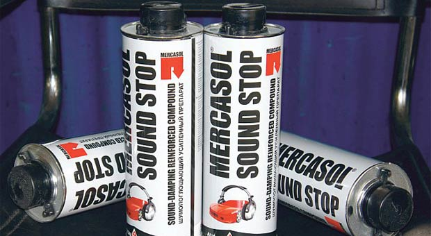 mercasol sound protect