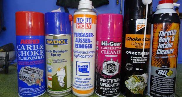 Очиститель карбюратора - Hi Gear, Mannol Vergaser какой лучший?