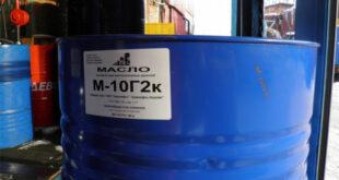 моторное масло м10г2к