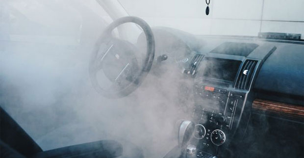 технология обработки сухим туманом
