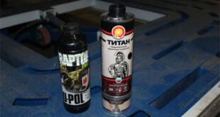 титан или раптор разница