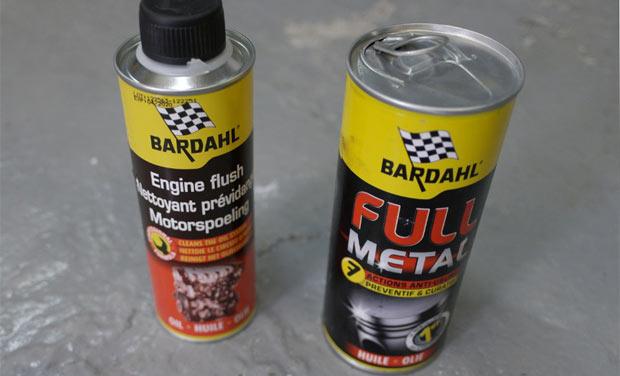 присадки в масло bardahl