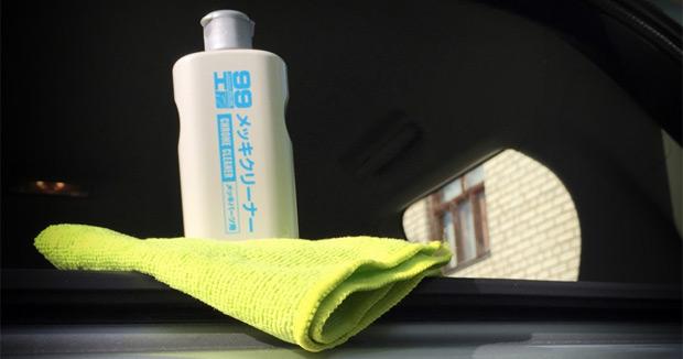 Чем очистить хромированные детали автомобиля
