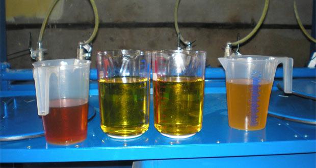плотность и вязкость трансформаторного масла