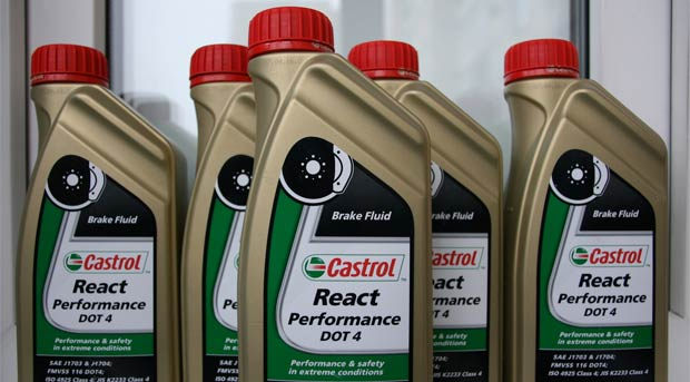 Castrol React Performance