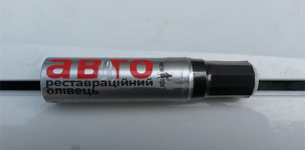 реставрационный карандаш для удаления царапин