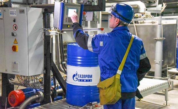 масло циркуляционное газпром